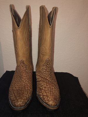 Cowboy boots Size 8 men's for Sale in Grand Prairie, TX