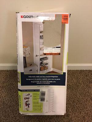 *New* Adjustable Door Basket Organizer for Sale in Douglasville, GA