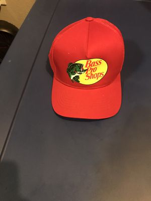 Bass Pro Shop hat for Sale in Helotes, TX