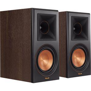 Klipsch RP-500 bookshelf speaker pair. Walnut New for Sale in Lakewood, WA