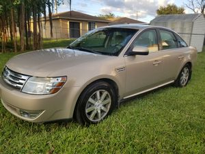 2008 Ford Taurus for Sale in Miami, FL
