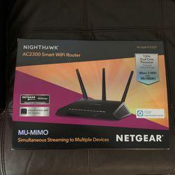 Netgear Nighthawk AC2300 Smart WiFi Router for Sale in Oceanside,  CA