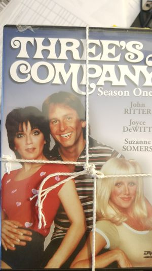 THREES COMPANY DVD SERIES for Sale in Chantilly, VA