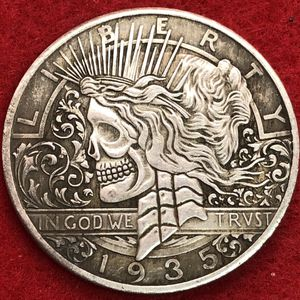 Skull Tibetan silver coin. First $20 offer automatically accepted. Shipped same day for Sale in Portland, OR