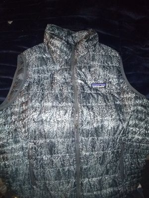 Patagonia Woman's Vest M for Sale in Seattle, WA