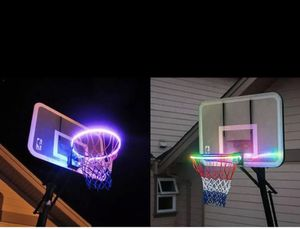 Basketball Hoop LED Rim Lights(Waterproof) for Sale in The Woodlands, TX