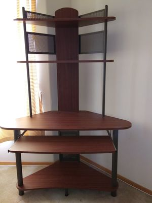 Corner desk tower for Sale in Tigard, OR