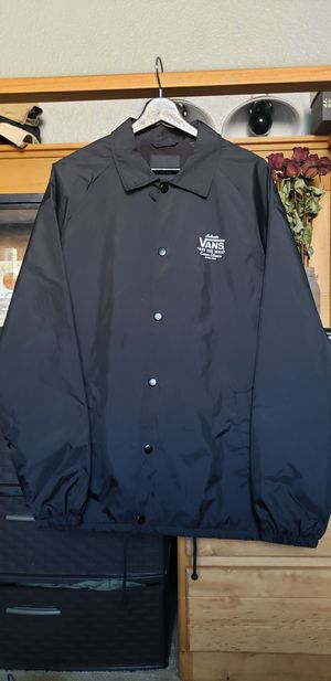 Van's windbreaker for Sale in San Bernardino, CA