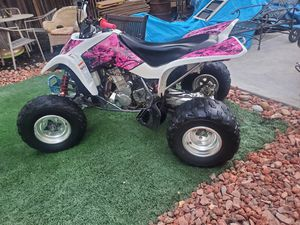 2003 Suzuki LTZ 400 quad for Sale in Stockton, CA