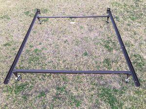 Adjustable metal bed frame for Sale in Phoenix, AZ