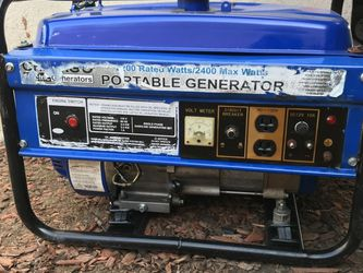 Chicago Electric Generator 120V for Sale in Cypress,  CA
