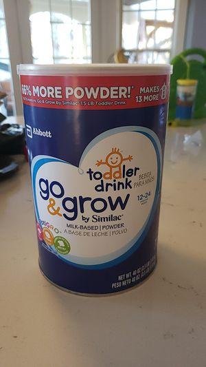 Go & Grow by Similac for Sale in Sterling, VA
