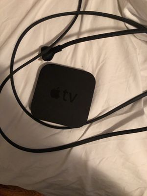 Apple TV for Sale in Des Moines, WA