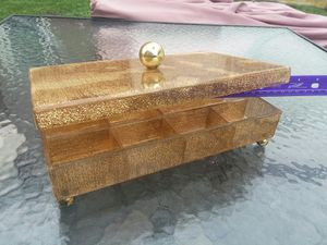 Mid Century Modern Jewelry Box for Sale in West York, PA