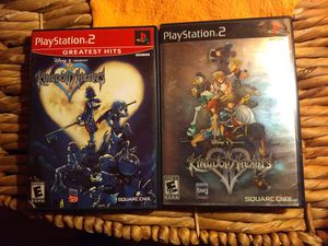 Kingdom Hearts 1 & 2 for Sale in Bridgewater, NJ