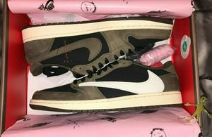 "AIR JORDAN 1 LOW OG SP-T ""TRAVIS SCOTT for Sale in Houston, TX"