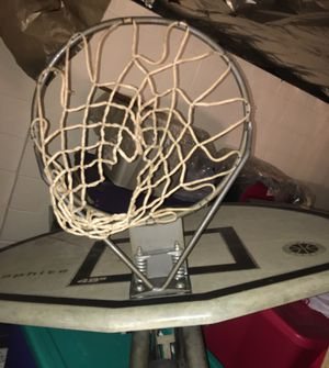 world class graphite basketball hoop for Sale in Spring Valley, NY