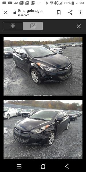2011 2012 2013 2014 HYUNDAI ELANTRA GLS PARTS PARTING for Sale in Philadelphia, PA