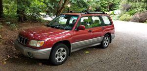 2002 Subaru Forester S for Sale in Redmond, WA