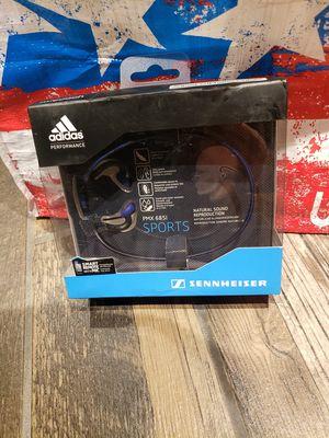 sennheiser PMX 685i sports headphones in ear neckband New for Sale in Brook Park, OH