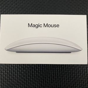 Brand New Apple Magic Mouse 2 (Wireless, Rechargable) for Sale in Santa Clara, CA