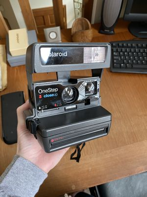 The Impossible Project - Refurbished Polaroid Camera for Sale in Troy, OH