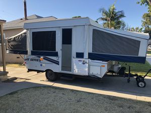 2008 Jay series by Jayco tent trailer for Sale in Long Beach, CA