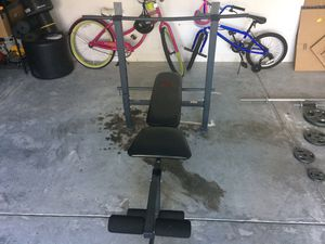 Weight Sets With Bench for Sale in Oviedo, FL