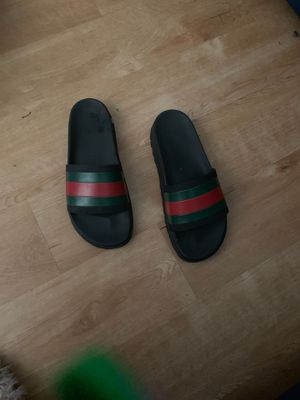 Gucci Slides Size 9 for Sale in Columbus, OH