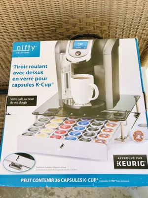 Keurig container set for Sale in Westlake, MD