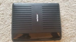 Verizon modem and router on deal for $49. The original price was $199. Only serious buyers please. for Sale in Reston, VA
