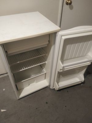 Miniature general electric fridge works great as freezer for Sale in Oakland, CA