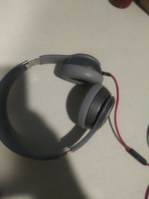 Beats solo 2 wired headphones for Sale in Allen, TX