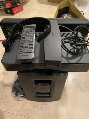 Sound touch bose home theater for Sale in Miami Beach, FL