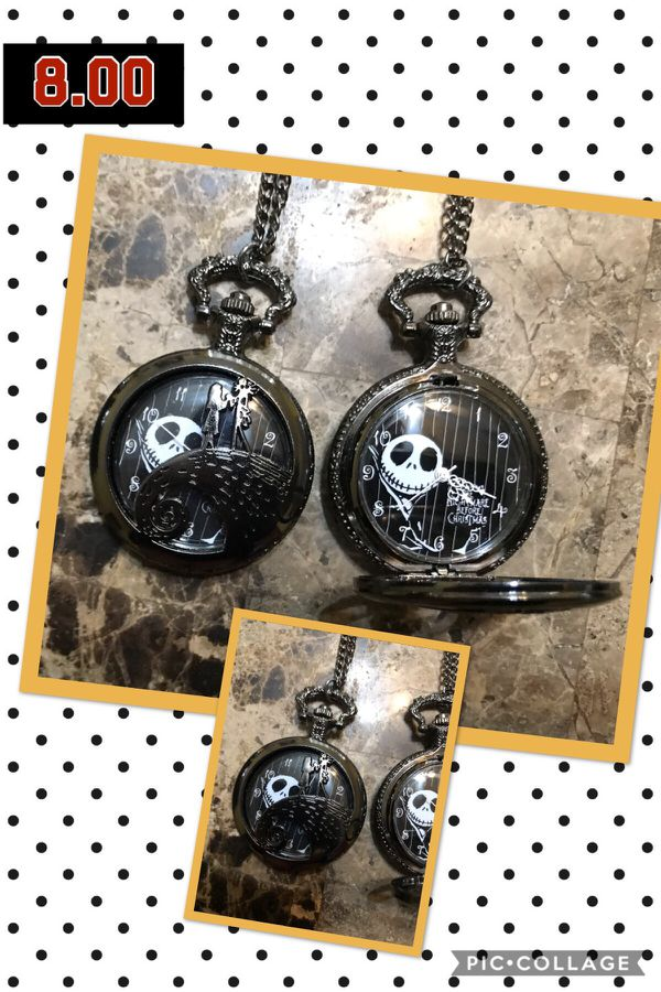 Nightmare Before Christmas Items