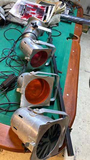 Stage lighting for Sale in Tampa, FL
