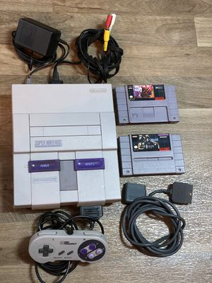 Super Nintendo Snes classic for Sale in Queens, NY