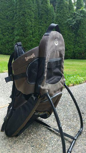 Hiking backpack kids carry for Sale in Lake Stevens, WA