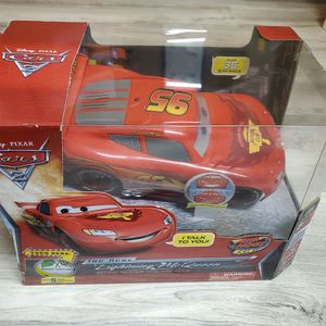 Lighting McQueen Interactive R/C Vehicle By Air Hogs for Sale in Sacramento, CA