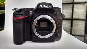 Nikon D7100 (body only) for Sale in San Jose, CA