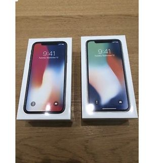 iPhone X max for Sale in Bomont, WV