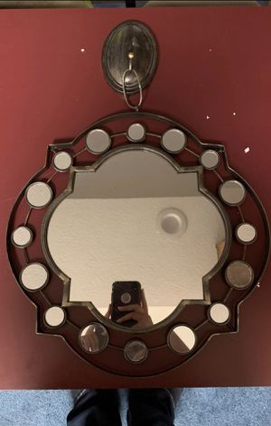 MOROCCAN ACCENT MIRROR for Sale in Ashville, OH