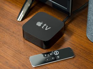 Apple TV 4K 64GB (A1842) Black MP7P2LL/A - LIGHTLY USED for Sale in Federal Way, WA