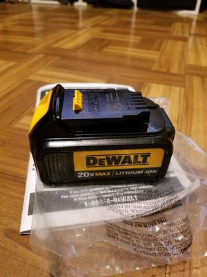 Dewalt Battery 3.0Ah 20V for Sale in Norwalk, CA