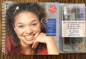 Beaded bobby pin kit for Sale in Rancho Santa Margarita, CA