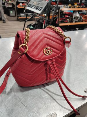 Gucci Mini Backpack. for Sale in Sacramento, CA