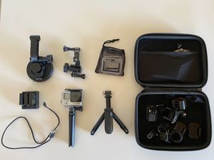 GoPro Hero 4 with TONS of accessories for Sale in Carlsbad, CA