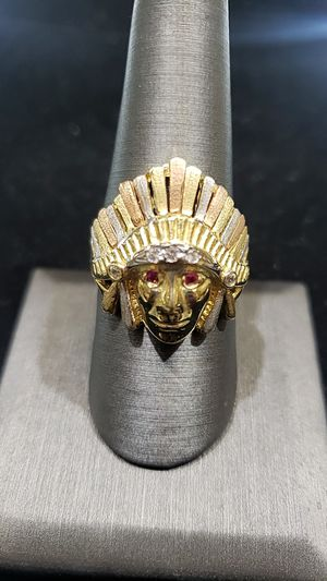 Indian Head Mens Ring for Sale in Phoenix, AZ