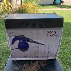 Dbtech electric steam cleaner brand new for Sale in South Gate, CA
