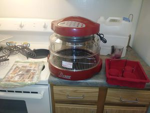 Nu Wave Oven Pro(brand new) for Sale in Louisville, KY